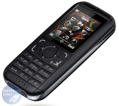Alcatel OT I650 PRO pictures