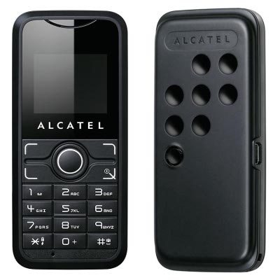 Alcatel OT S120 phone photo gallery  official photos