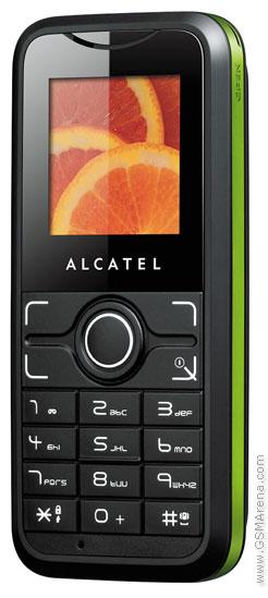 Alcatel OT S210 pictures  official photos