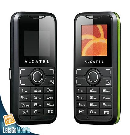New Alcatel cell phones LetsGoMobile