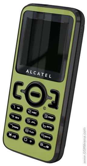 Alcatel OT V212 pictures  official photos