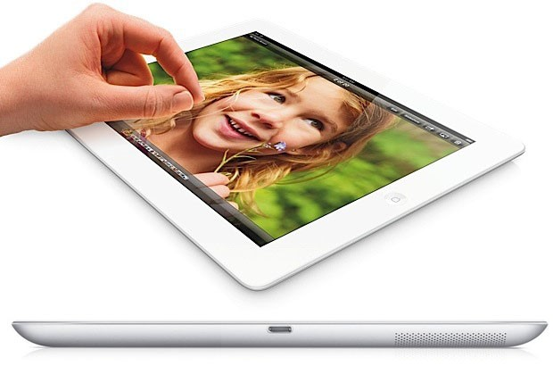 Apple announces 4th generation iPad packing an A6X CPU  Lightning