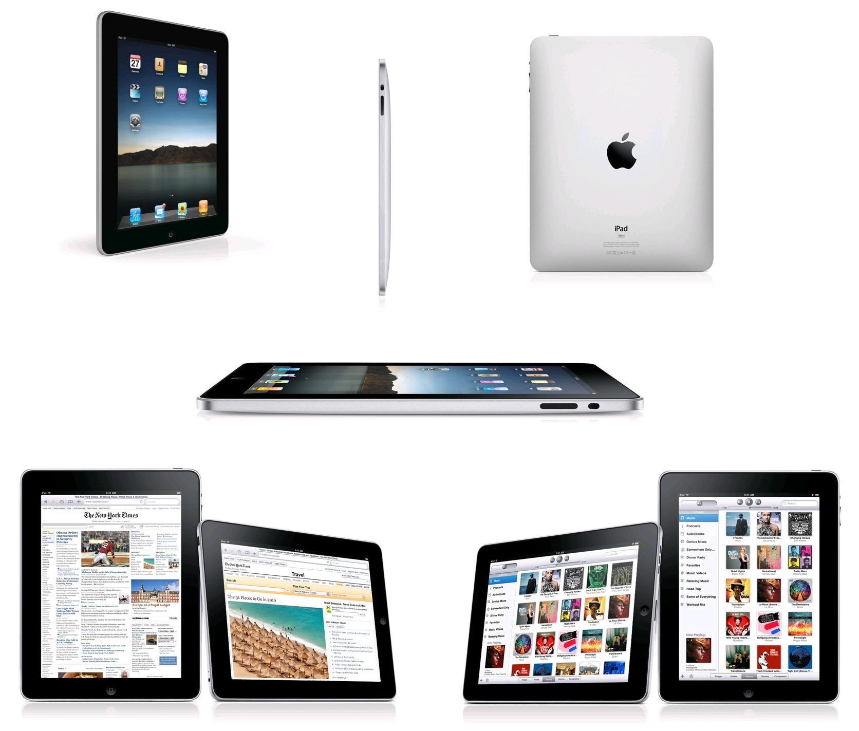 According to Sanford Bernstein Analyst     iPad Will Dominate in the