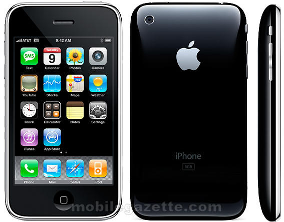 Apple iPhone 3GS Mobile Review   Fresh Tech Web