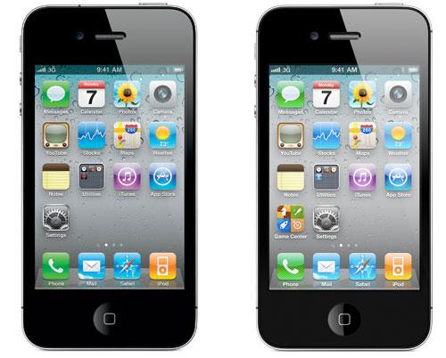 Differences Between iPhone 4 ATT GSM iPhone 4 Verizon Sprint