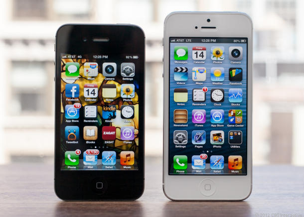 iPhone 5 Review   CNET Reviews