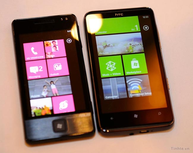 Asus E600 Windows Phone 7 Appears On Video   Geeky Gadgets