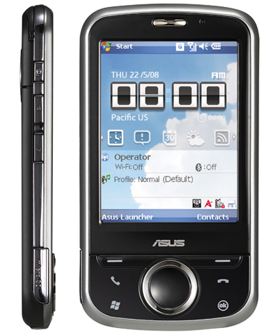 Asus P320 Windows Mobile PDA Phone review   Mobile Phone   Trusted