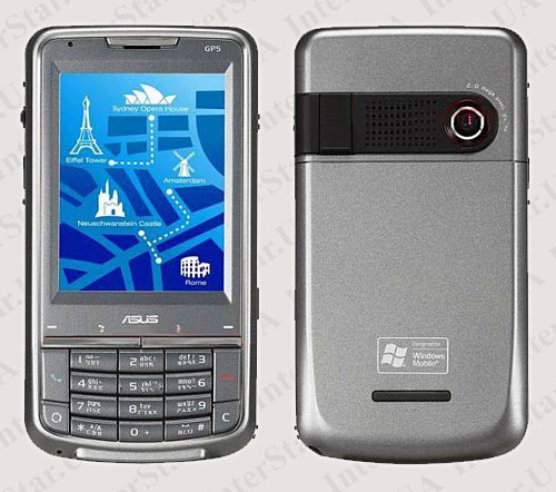 ASUS P526 phone photo gallery  official photos