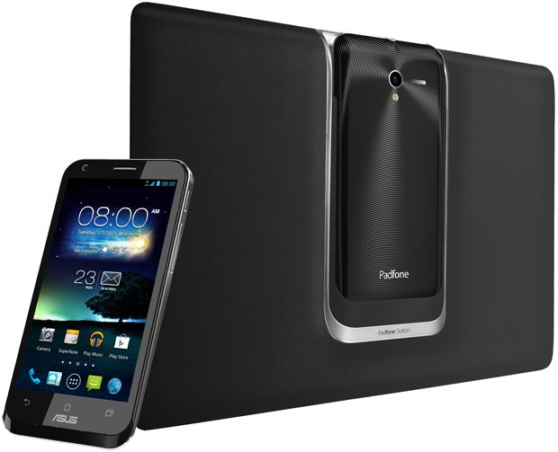 ASUS PadFone 2 unveiled in Taiwan  boasts quad core CPU  LTE  NFC