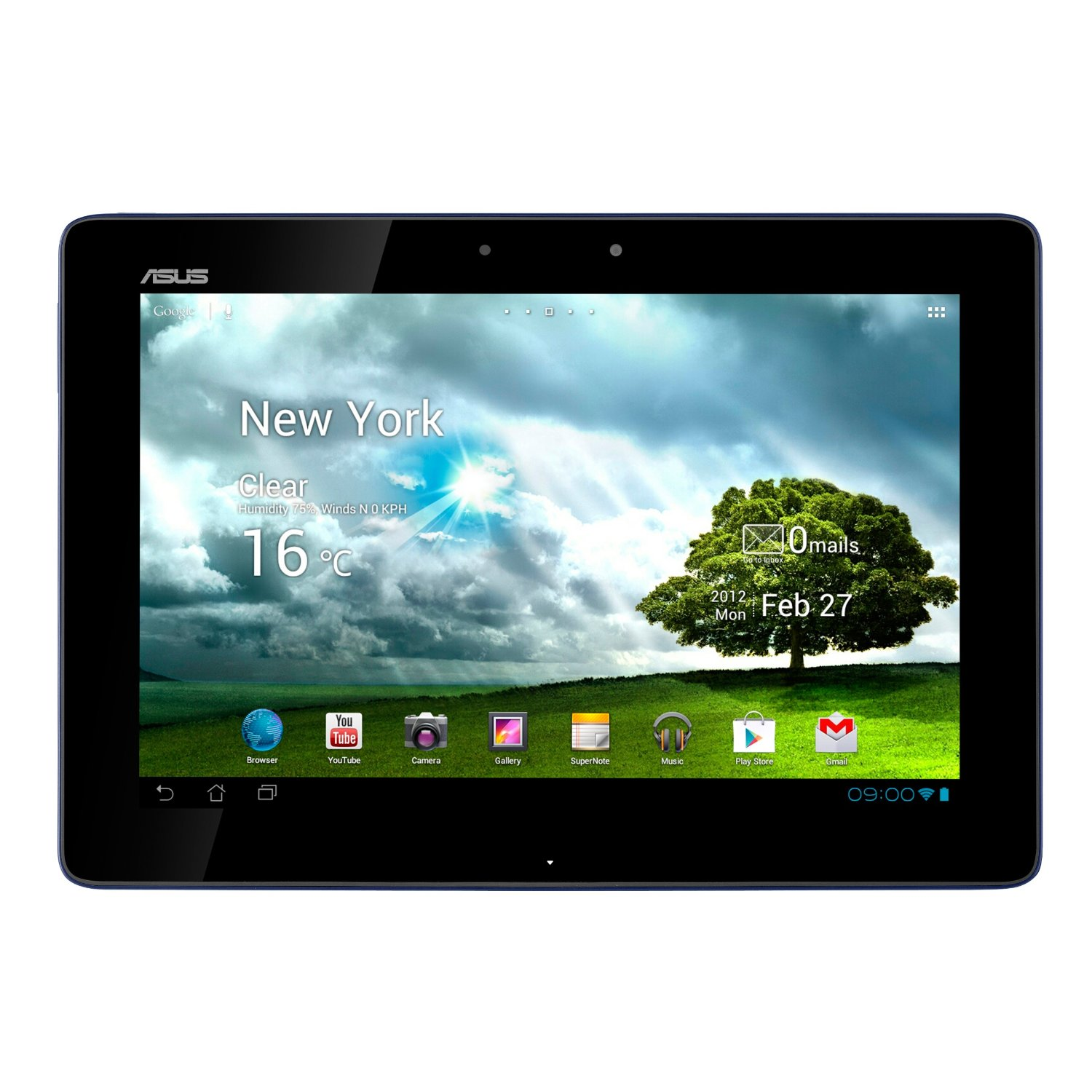 ASUS Transformer Pad TF300T seeing Jelly Bean Update