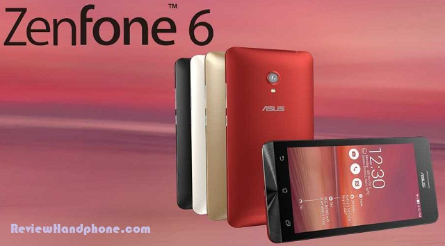 Gambar Asus Zenfone 6