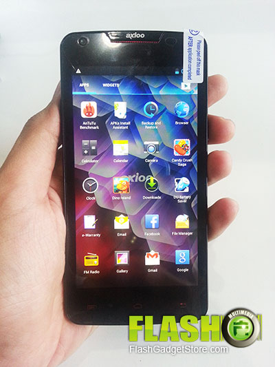 Hands On Review Axioo Picophone M1   Body Harga slim     www