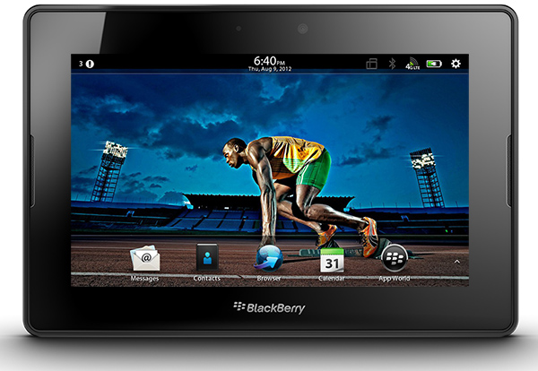 The FASTEST way to win a 4G LTE BlackBerry PlayBook is in THIS