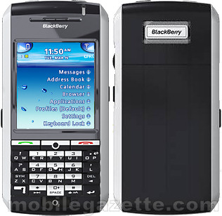 BlackBerry 7130g   Mobile Gazette   Mobile Phone News