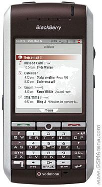 BlackBerry 7130v   Full phone specifications