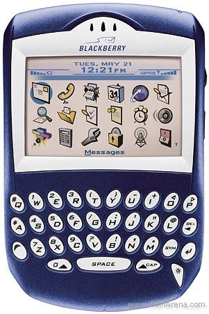 BlackBerry 7230   Full phone specifications