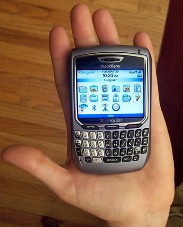 Feasible Impossibilities    Default    Nokia E61 vs BlackBerry