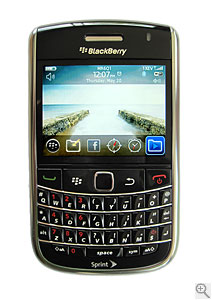 BlackBerry Bold 9650 Review