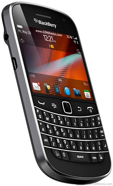 BlackBerry Bold Touch 9900 pictures  official photos