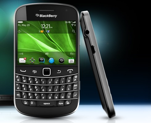 BlackBerry Bold 9900 and 9930  Bold Touch  official
