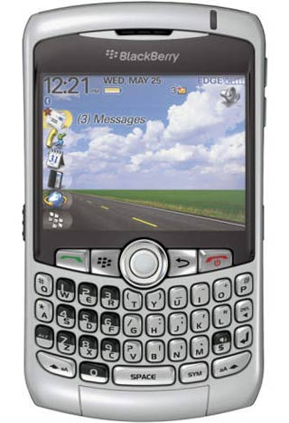 BlackBerry Curve 8300 phone photo gallery  official photos