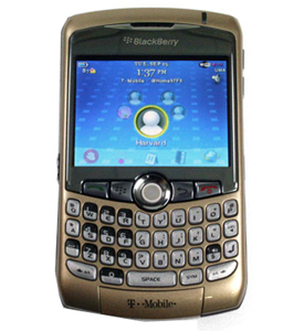 RIM BlackBerry Curve 8320 Review Rating   PCMag