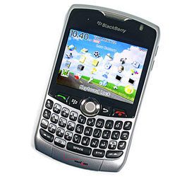 RIM BlackBerry Curve 8330  Verizon  Review Rating   PCMag