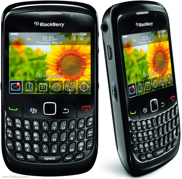 BlackBerry Curve 8520 pictures  official photos