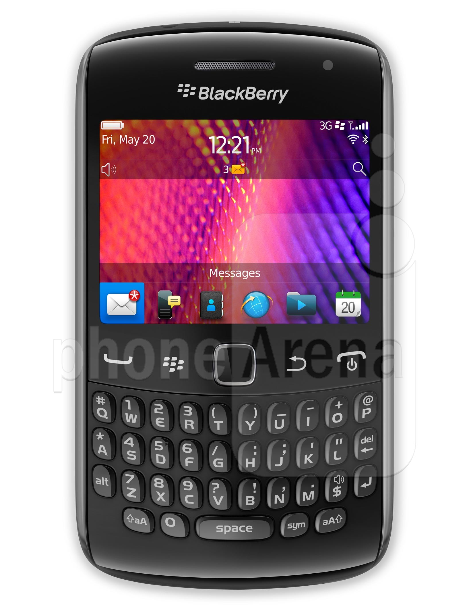 BlackBerry Curve 9350 specs
