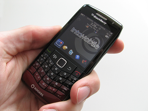 Review  BlackBerry Pearl 3G 9100