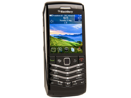 BlackBerry Pearl 3G 9105 Review   Mobile Phones   CNET UK
