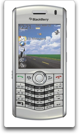 Amazon com  BlackBerry Pearl 8110 Unlocked Phone with 2 MP Camera