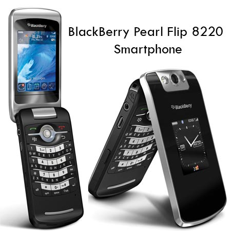 Blackberry Pearl Flip 8220   Tic Tok Watch Co