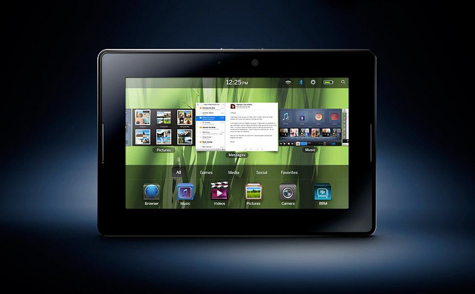 Leaked  BlackBerry PlayBook OS 2 1 0 1753   N4BB