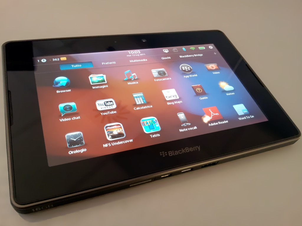 BlackBerry PlayBook   Wikipedia  the free encyclopedia