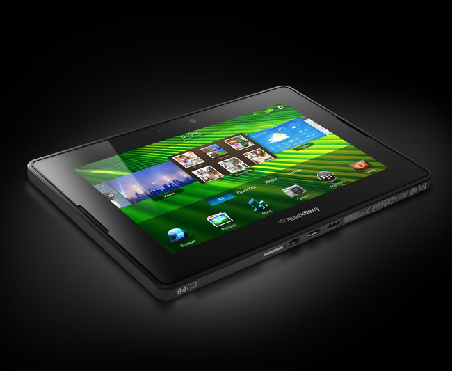 RIM Is All Set To Launch BlackBerry PlayBook 2012   2012Onwards