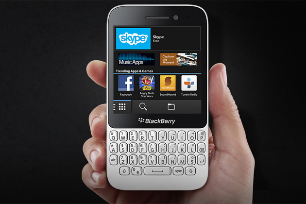 BlackBerry Q5 price slashed  now available for Rs 19 990   IBNLive