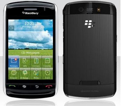 Gadget Info  Blackberry Storm 9530 User Guide PDF