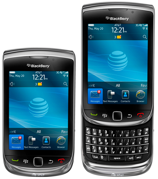 BlackBerry Torch Review   CrackBerry