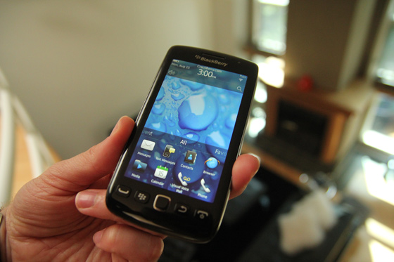 BlackBerry Torch 9860 Review   CrackBerry