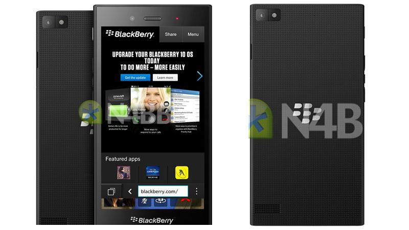 BlackBerry Z3 Jakarta Specs And Render Leak   Know Your Mobile