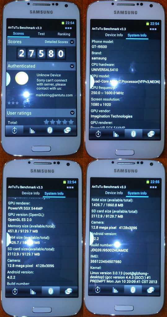 Perbandingan Samsung Galaxy S4 19500 SuperCopy dan Aslinya