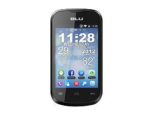 BLU Dash 3 5 Black 3G Unlocked Dual SIM Phone w  1GHz Processor