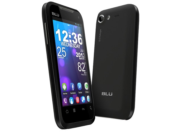 BLU Elite 3 8 pictures  official photos