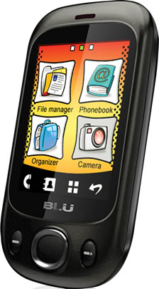 BLU Spark   bmobile  imagine Next
