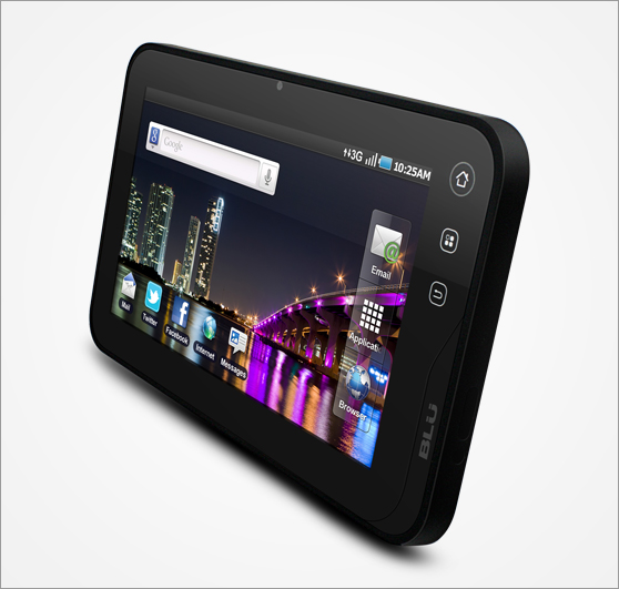 BLU launches the Touch Book 7 0 tablet   NotebookCheck net News
