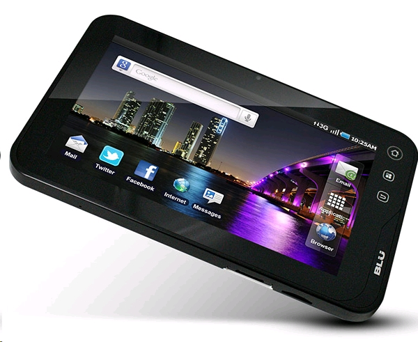 BLU Touch Book 7 0 Android Tablet  850 1900 2100 3G   TOUCHBOOK7
