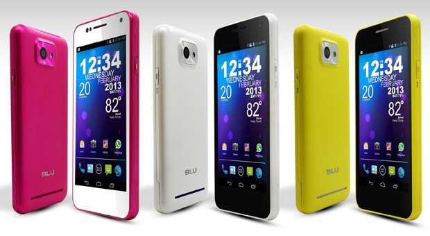 BLU Products to use stock Android from now on  gives Vivo 4 3 new