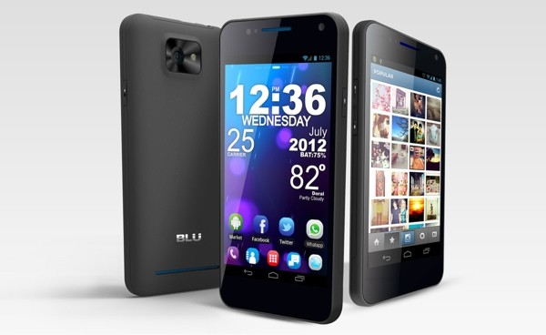 BLU Products intros Vivo 4 3  says its worlds first dual SIM